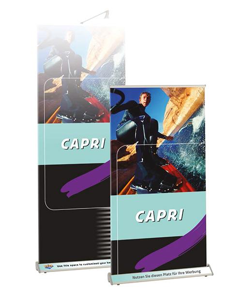 Capri Standdisplay